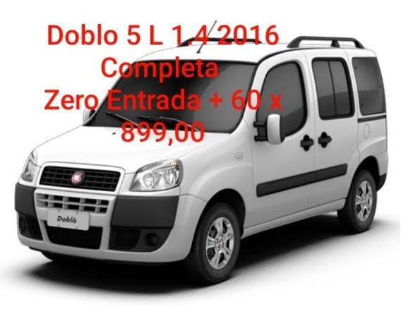 Fiat Doblo 2016 1.4 Attractive Flex 5p