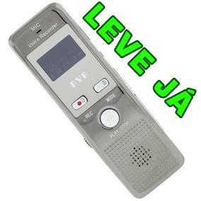 Detetive Gravador De Voz Com Fone Ouvido Digital Audio Bd2