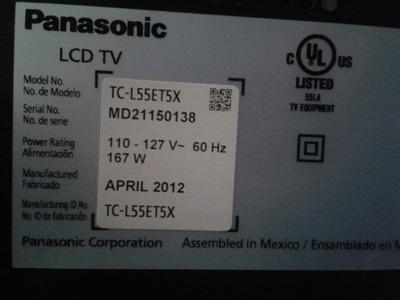Tc-l55et5x