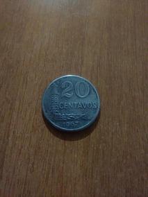 Moedas 20 Centavos 1967