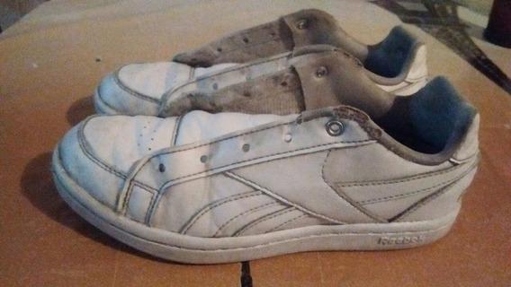 Zapatillas De Cuero Reebok