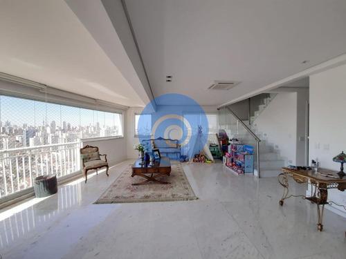 Apartamento Cobertura Na Vila Romana  -  São Paulo - 2148