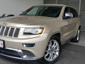 Jeep Grand Cherokee 5.7 Summit 4x4 Mt 2015