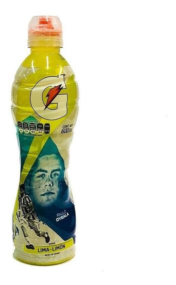 Gatorade Bebida Rehidratante Lima Limón Botella Con Válvula