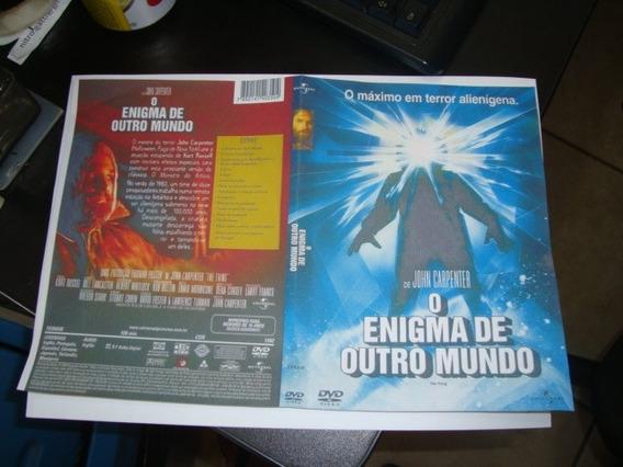 O Enigma De Outro Mundo -(1983) Dvd (copia)