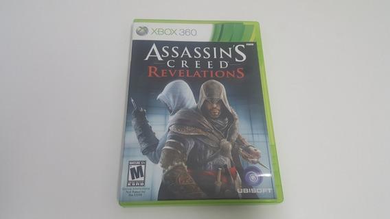 Jogo Assassins Creed Revelations - Xbox 360 - Original