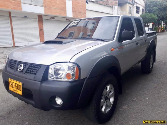 Nissan Frontier Np300 4x4 Tdi 2500cc Aa 2ab Ab