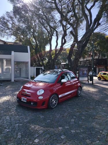 Imagen 1 de 14 de Fiat 500 2014 1.4 Abarth 135cv