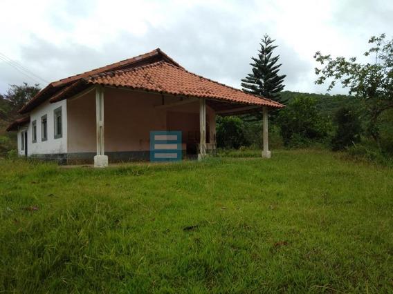 Edinaldo Santos - Torreões - Exc. Granja Com Casa À 300 Metros Do Asfalto - 8133