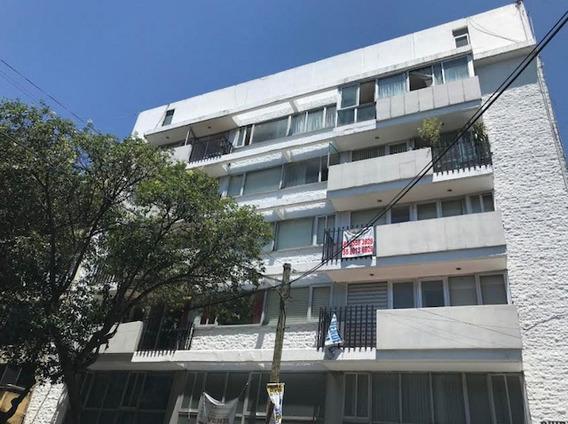Departamento En Excelente Ubicación Colonia Del Valle Centro