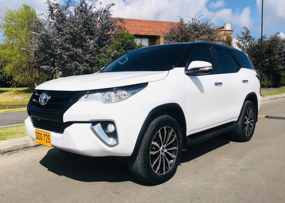 New Fortuner Varona Low 2.700