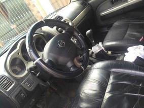Nissan Frontier 2.8 Strike Cab. Dupla 4x4 4p 2004