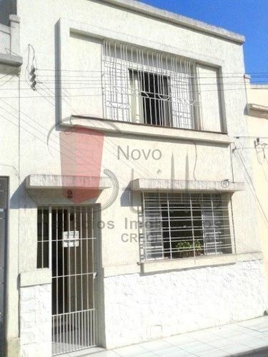 Imagem 1 de 15 de Sobrado - Mooca - Ref: 5054 - V-5054