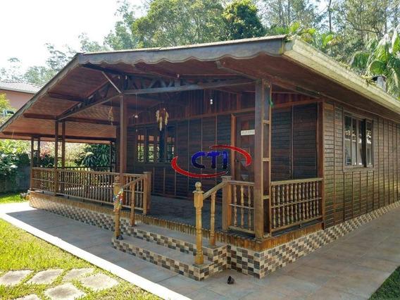 Casa Totalmente Terreá À Venda, 216 M² Por R$ 1.000.000 - Balneário Palmira - Ribeirão Pires/sp - Ca0357