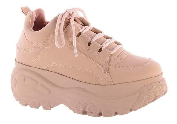 Tênis Buffalo Chunky Sneaker Feminino Blogueira Damannu Zatz