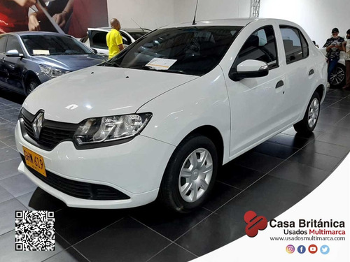 Renault Logan Life Mecanico 4x2 Gasolina
