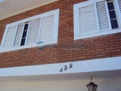 Casa Comercial Em Campinas - Sp, Jardim Chapadão - Ca01197