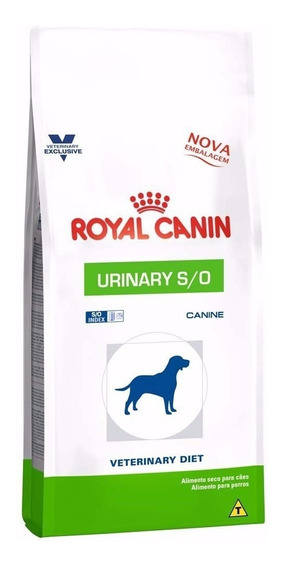 Ração Royal Canin Canine Veterinary Diet Urinary S/o 10,1 Kg