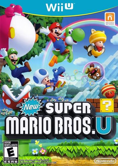 New Super Mario Bros U Wiiu