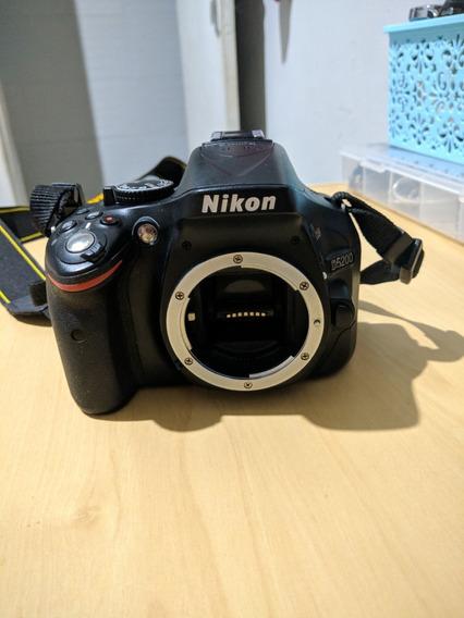 Nikon D5200 (corpo)