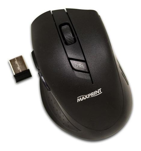 Mouse Ótico S/fio Cod.601225-4 - Maxprint