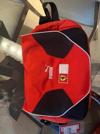 Mochila Da Ferrari