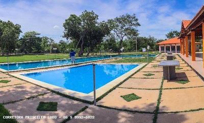 Lote Em Condomínio Fechado Para Venda Em Campo Maior, Centro De Campo Maior - 0012