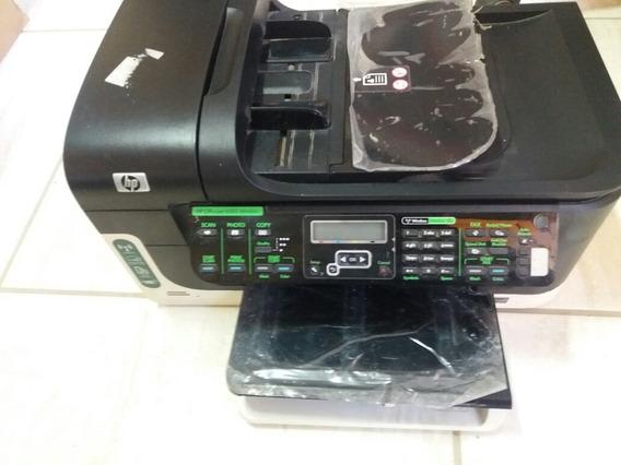 Impressora Hp Officejet 6500 Wireless Usada Sem Tampa