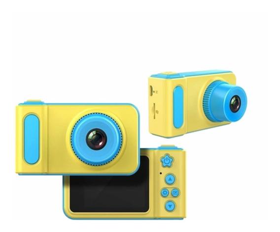 Mini Câmera Filmadora Digital Portátil 2 Polegadas Lcd Kids