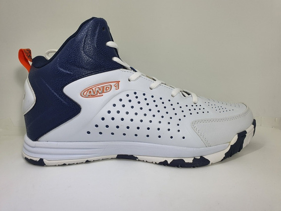 Tenis Basquetbol And1 Tipoff Blanco D3037mwod