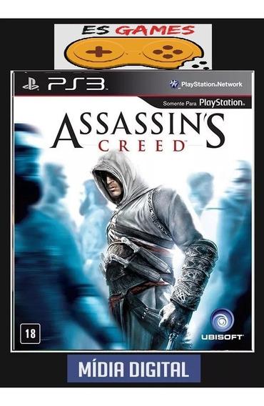 Assassins Creed I 1 Ps3 Psn Midia Digital