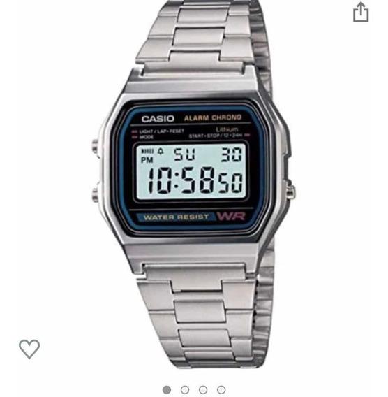 Relógio Unissex Casio A58wa 1df Digital