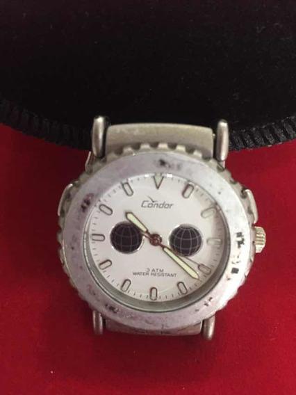 Relógio Condor Mostrador Branco