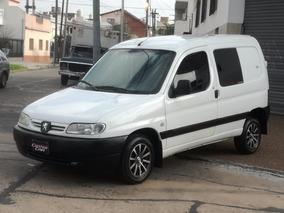 Peugeot Partner 1.9 Furgon Equipado 2005 $185000