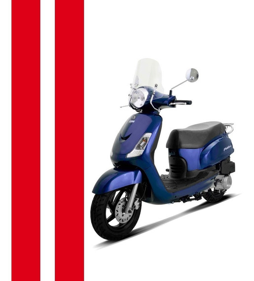Sym Fiddle Ii 150 S 0km Scooter Unomotos Cub 2019