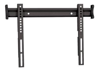"""Suporte Multivisão STPF66 de parede para TV/Monitor de 32"""" até 65"""" preto"""