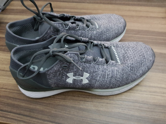 Tênis Under Armour Charged Bandit 3 M Cinza Tamanho 42