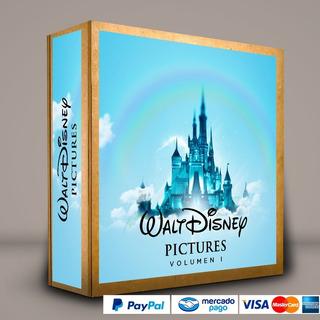 Peliculas Box Platinium Full Dvd Disney Volumen 1