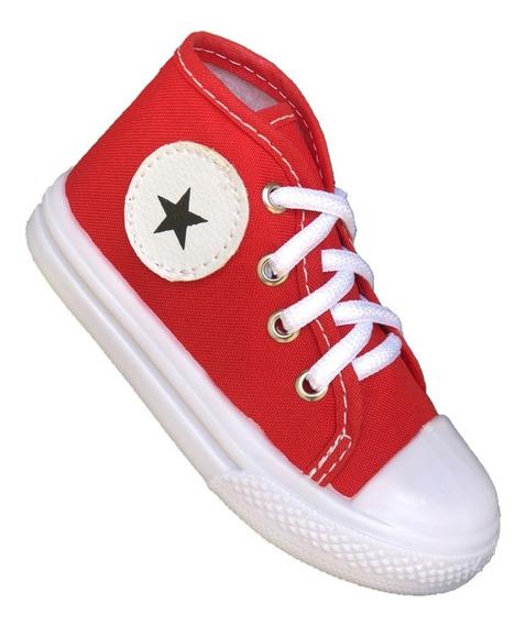 Tênis Botinha All Star Converse Infantil Promoção