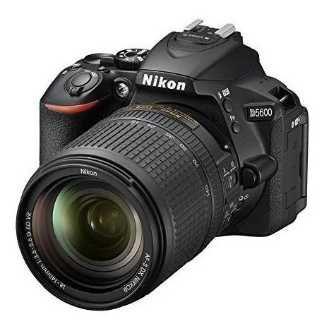 Nikon D5300 18-55 Vr Nueva