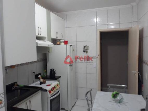 Apartamento A Venda Na Região Central De Taubaté Comôdos Amplos - Condomínio Morada Dos Falcões. - Ap1517