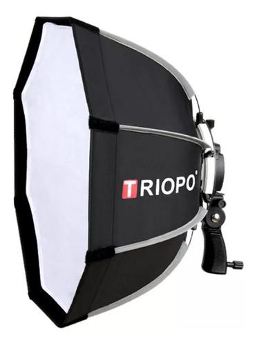 Softbox Octabox Triopo 55cm Para Flash Speedlight