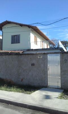 Casa Duplex, 4 Quartos, Sendo 1 Suite, Em Sepetiba