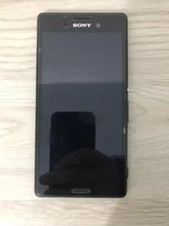 Celular Sony M4 Aqua Tela 100% Defeito Na Placa