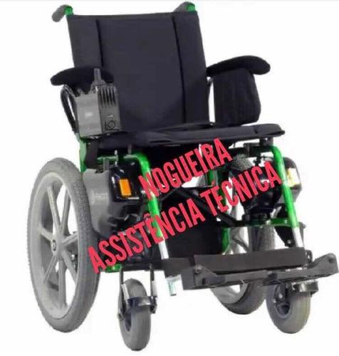 Imagem 1 de 4 de Assistência Técnica Em Cadeira De Rodas Motorizada