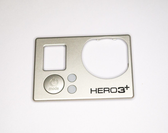 Faceplate Gopro Hero 3+ Black - Original / Frente Go Pro