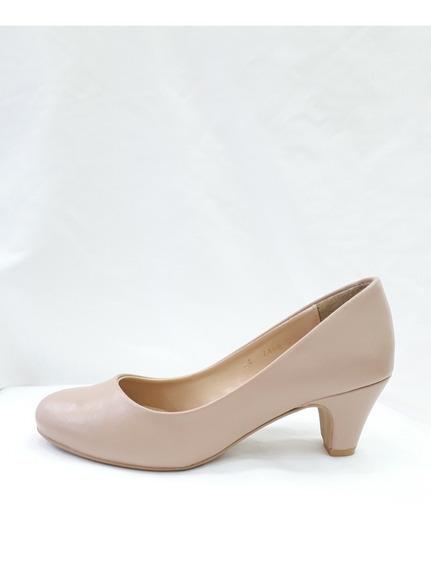 7400 Zapato Casual Liz Guerrero Kenya Tacón Ancho 6 Cm