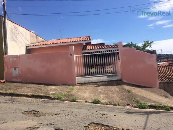Casa Com 2 Dormitórios À Venda Por R$ 580.000 - Chácara Nova Era - Valinhos/sp - Ca1690