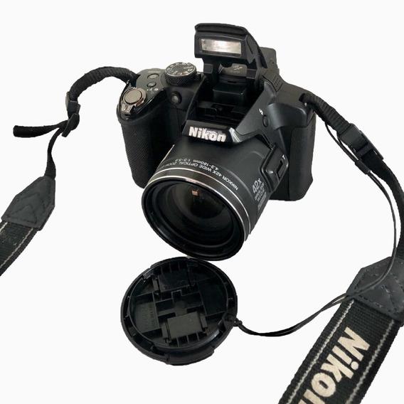 Nikon Coolpix P510 Usada Semi Profissional Excelente Estado