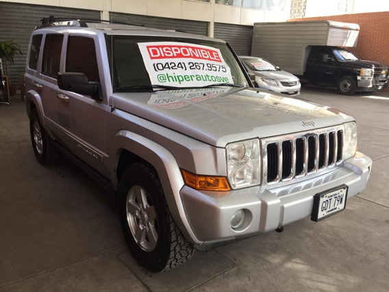Jeep Commander Full Equipo 2007